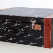 BATERIA DE COCINA GOURMET SBS ROYAL maleta cerrada