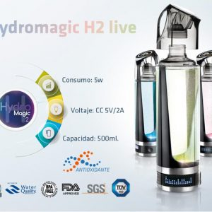 Hydromagic Live