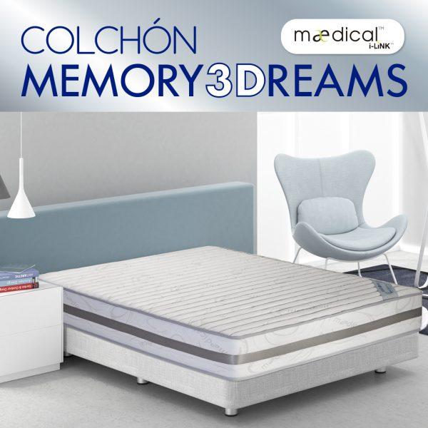 colchon-3Dreams-maedical-central-cuadrada